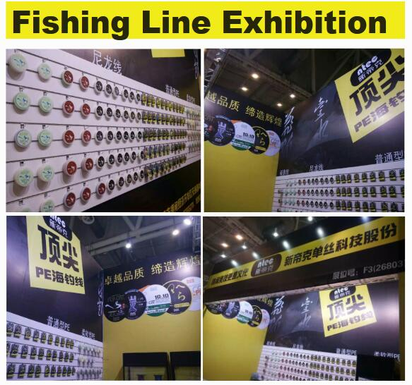 Japan nylon monofilament  fishing line Nylon fishing line
