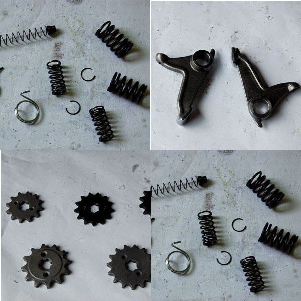 Chinese Engine Parts For Motorcycle Alpha 110