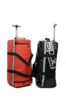 Low Price Folding pvc Travel Sport Trolley Bag with Wheel