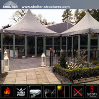 Cheap Large Canopy Tent Marquee Pagoda Tent for Sale