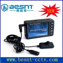 "2.5 "" TFT LCD portable 12v usb mini dv video player BS-DV121"