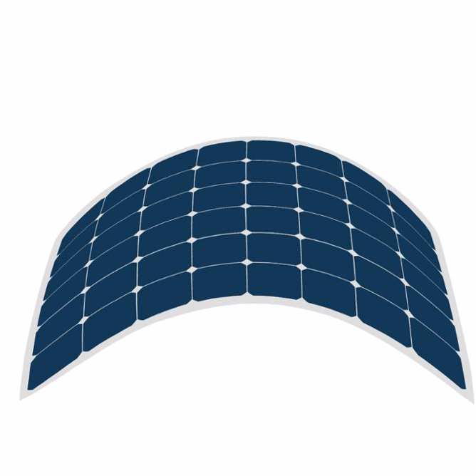 <strong>sun</strong> power solar cells high efficiency flexible solar panel, High Quality Semi Flexible Solar Panel