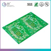 Custom FR-4 94v0 Hasl Printed Circuit Board 8 Layers Multilayer Pcb