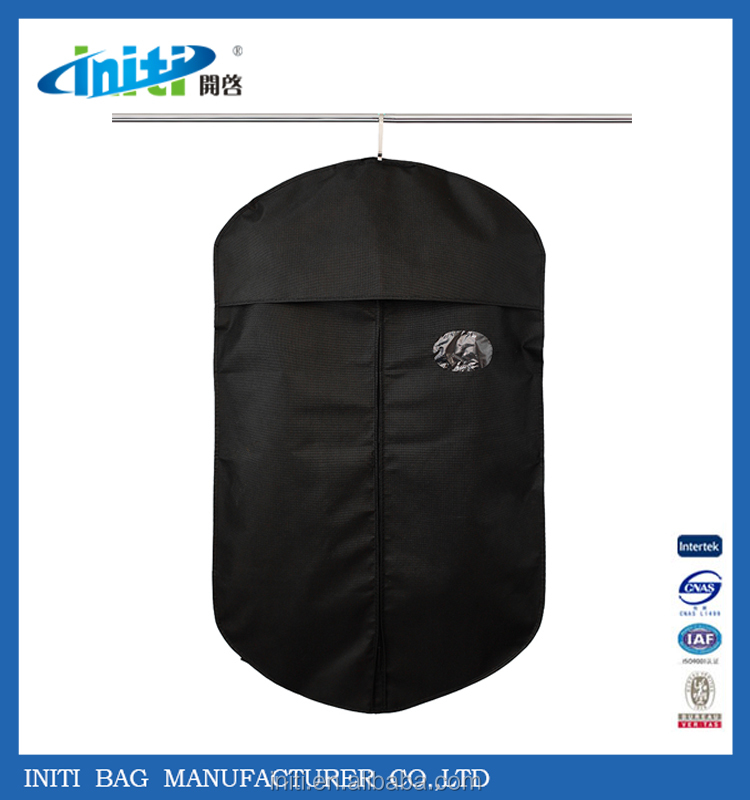 2016 Recycled Foldable Non Woven Garment Bag for Garment