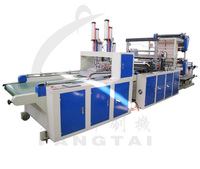 FTHQ series T-shirt bag making machine