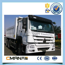 HOWO Brand 35t capacity tipper lorry for sale in malaysia