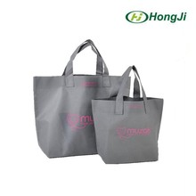 Promotion Nonwoven Fabric Bag Custom Print Eco Shopping Bag