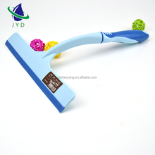 JHY Custom Made Plastic Shower Window Squeegee Glass Wiper for sale