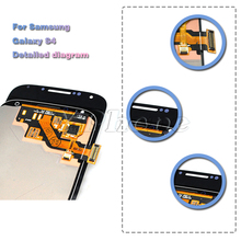 for samsung galaxy note china price for samsung s4 lcd touch
