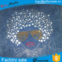 Wholesale Iron on Transfer clothing decoration