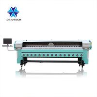 HDK3300 series printer for flex banner