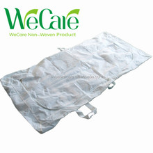 Disposable Non woven Funeral Body Bag for dead bodies and animal cadaver bag
