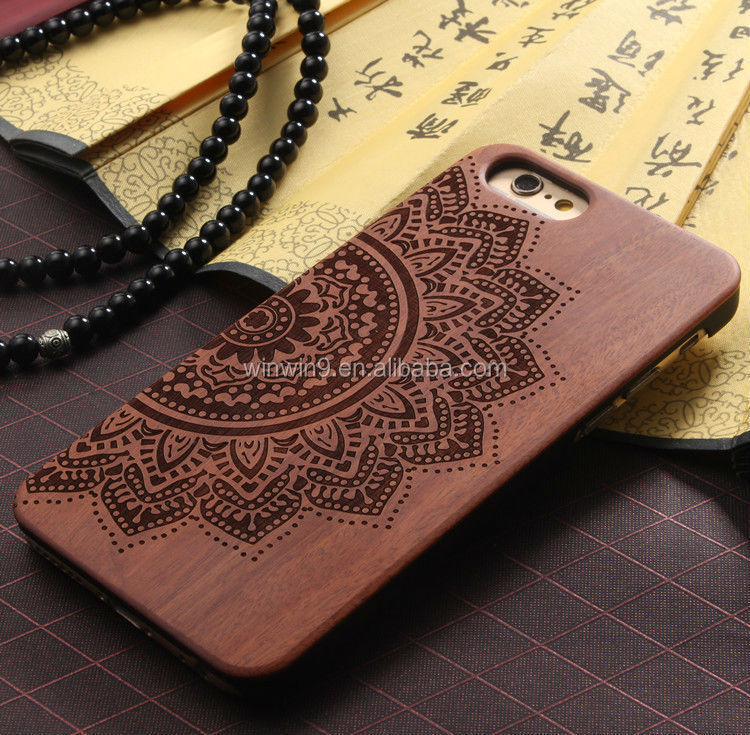 "2016 newest cell phone wood mobile case for iphone 6s case for iphone 5"" case"