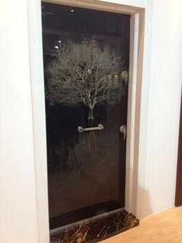 Fleksi Glass Security Door - Buy Steel Door Product on ...