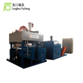 Eggs package dish Machinery waste paper recycling machine CE Approved