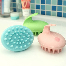 New Style Waterproof Electric Pet Massager Electric Dog Bath Brush
