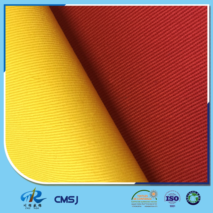 <strong>Poly</strong> cotton whloesale twill woven type fabric for apparel cloths in stock