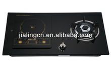 2012 hot selling gas electric combination cookers