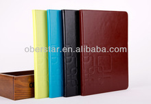 New Crazy Horse Grain PU Leather Stand Cover Flip Case For Apple iPad 2/3/4