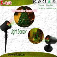 outdoor cold resistant Christmas decoration light rotating christmas lights snow lighting enchanted forest christmas lights