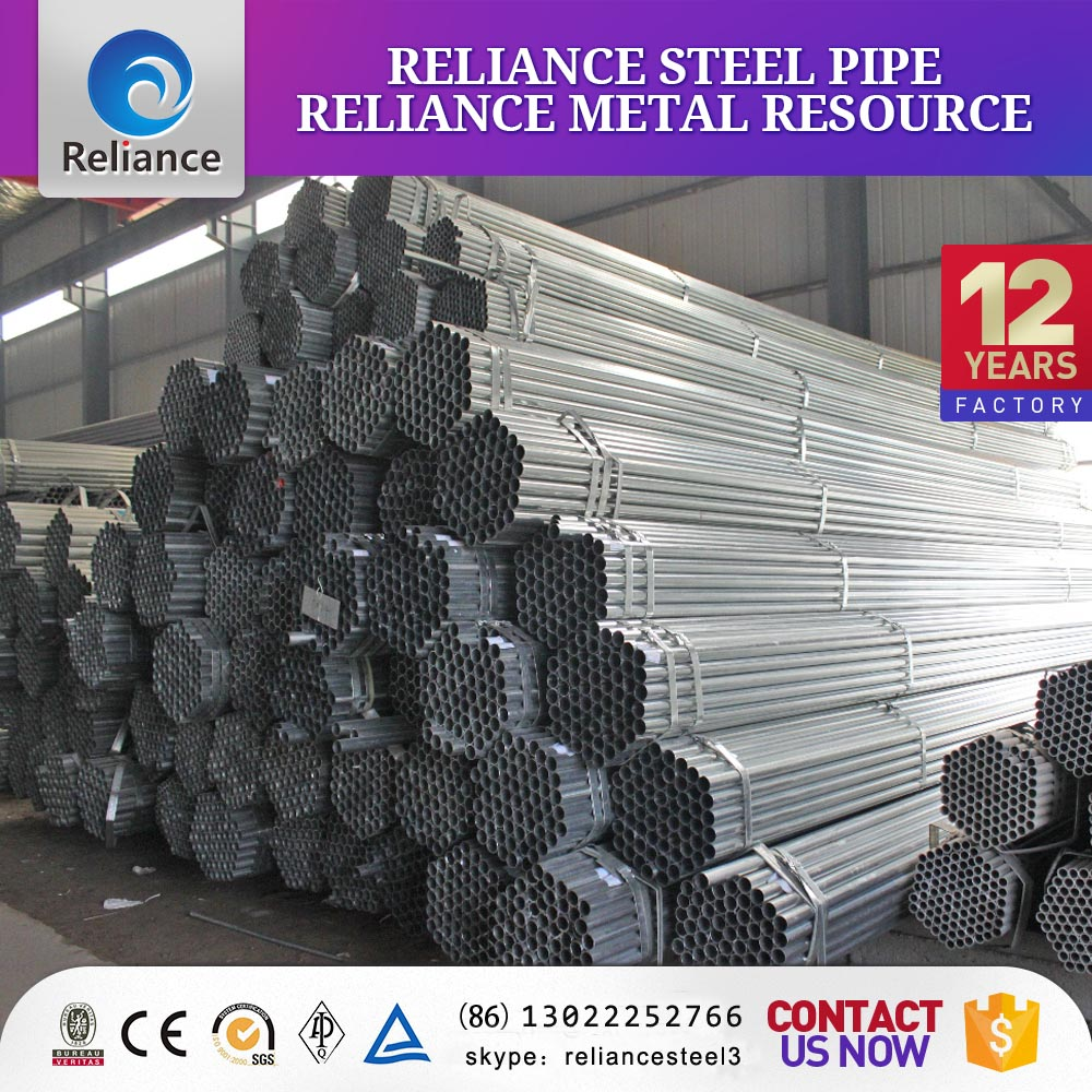 types of carbon steel pipe