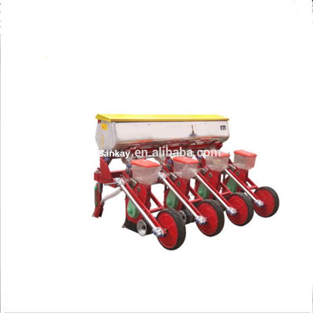 Agricultural 3 rows corn planter / corn seed drill / corn seeder machine