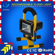rechargeable portable led battery operated work light with magnetic base item JZ-FL-01 hot sale