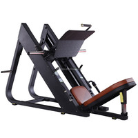 DFT-656 45 Degree Leg Sled gym fitness equipment/leg press exercise gym machine