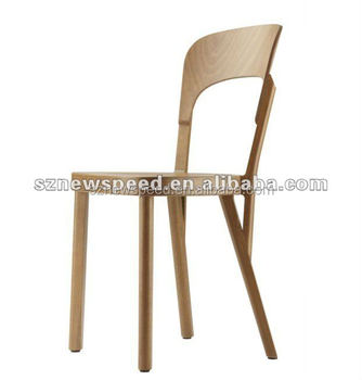 Replica Thonet Wood Cafe and Restaurant Chair (DS-C172)