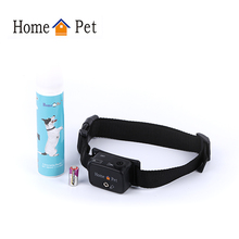Hot sell humanely mist spray anti-bark collar device for dog