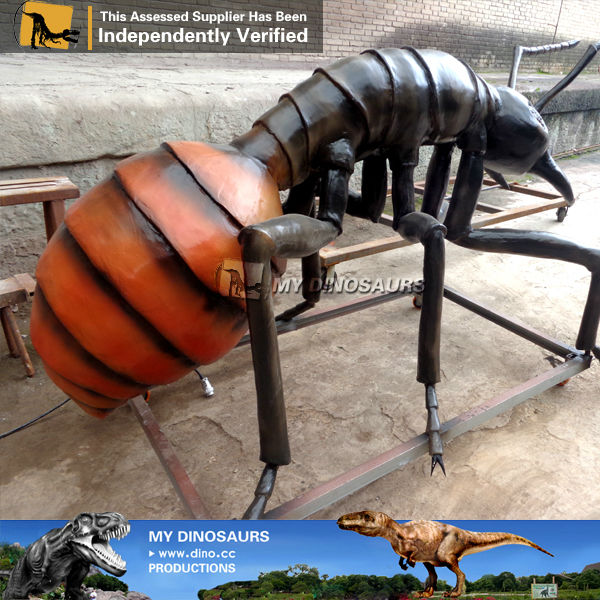 My Dino-fact ant carnival animated artificial insects model