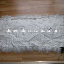 Top Quality Luxury Living Room Hotel Room Lamb Skin Carpet
