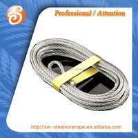 steel cable and wire rope 8mm