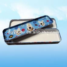 2-layer cute tin Pencil Case/Box