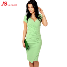 JS 20 Latest Women Product Quality Warrant Durable Sexy Clubwear Bandage Dress 2017