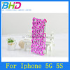 New!!! High Quality Palace Flower Hard Case For Iphone 5