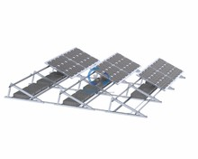 Solar Power Plant 10mw Ballasted Mounting System