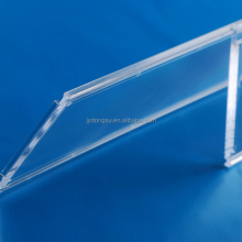 CE certificated pro-shop plastic folding gate