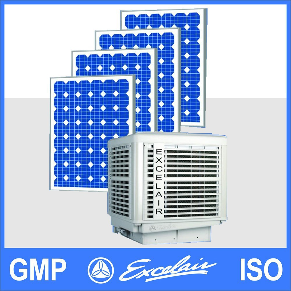 Solar Power Cooler Solar Power Water Air Cooler In Low Power Consumption Buy Solar