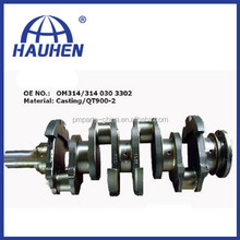 5800 professional Crankshaft new design chainsaw engine parts crankshaft