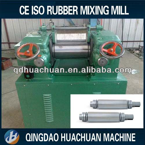 CE/ISO Hot sale XK160 lab rubber mixing mill/ lab mixer machine/ lab two roll mill