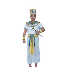cosplay carnival party costumes Historical cultural adult men Egyptian Pharaoh