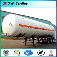Liquified Natural Gas Tanker Semi Trailer Lpg Truck