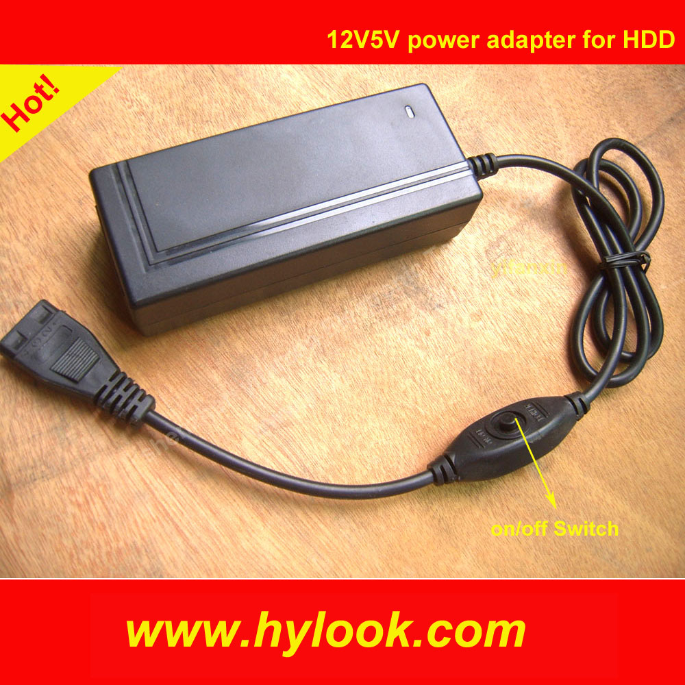 5v 2a /12v 2a dual output power supply