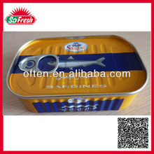canned sardine in vegetable oil 125g canned sardines preservatives