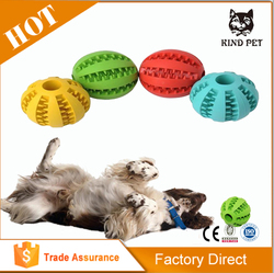 Soft silicone rubber dog toys