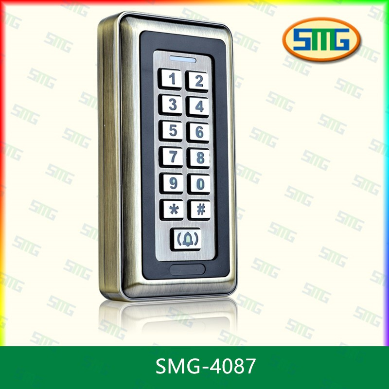 keypad outdoor access controller for gate entrance