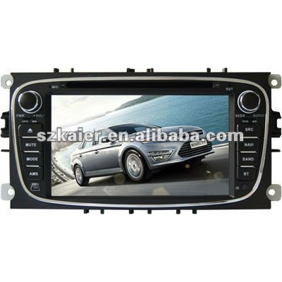"7"" 2 Din Car DVD GPS Navigation for FORD MONDEO"