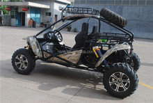 2-seat 4x4 1500CC quad buggy cheap for sale