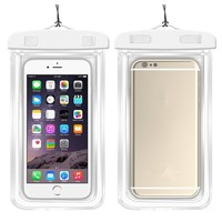 Universal dry bag Mobile Phone Cases waterproof pocket